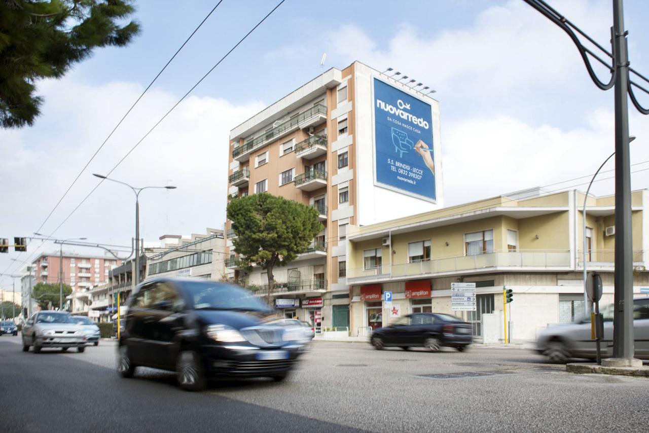 Viale Japigia - giorno